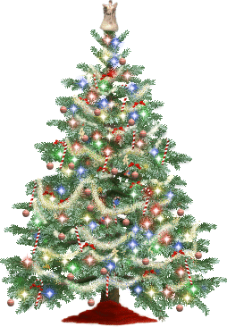 Free christmas tree clipart public domain christmas clip art 5