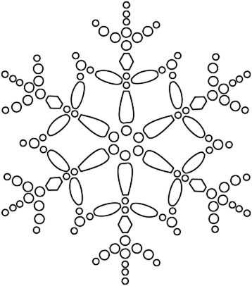 Free snowflake clipart public domain snowflake clip art images 3