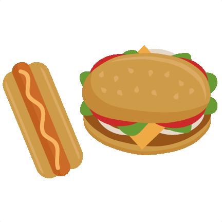 Hot dog american flag deco trans clipart free clip art