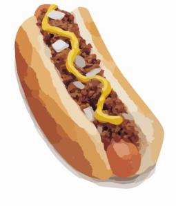 Hot dog clip art at vector clip art online royalty 2