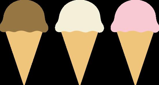 Ice cream border clip art 3