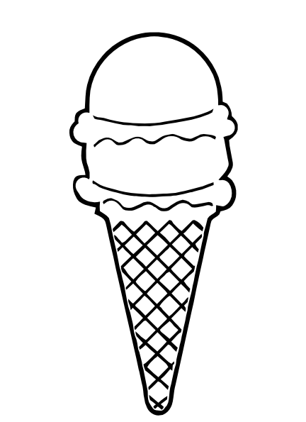 ice cream clip art ice cream images 4 image 9758 ice cream clip art black and white cut out eating ice cream clipart black and white