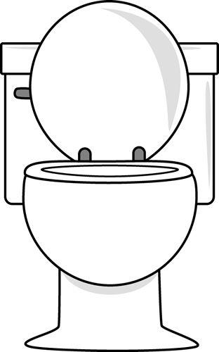 toilet free bathroom clipart 3 pages of public domain clip art
