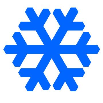 Snowflake clip art clipart clipart