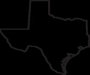 Texas outline clip art vector clip art online royalty free