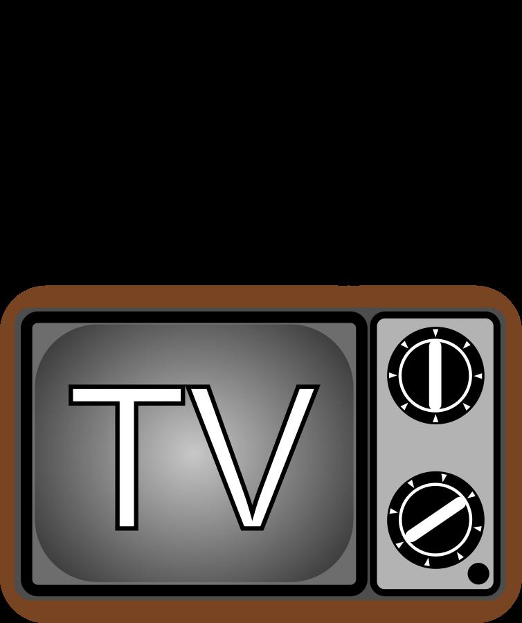 Tv clip art clipart