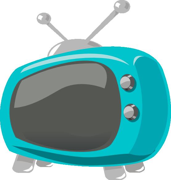 Tv clipart 0