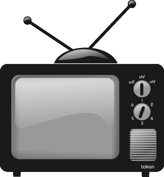 Tv television clip art