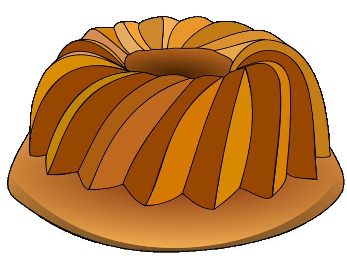 Cake pie  clip art 3