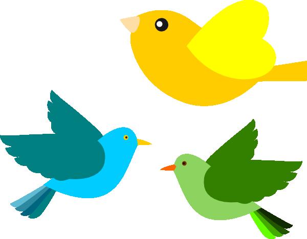 Clip art of bird clipart