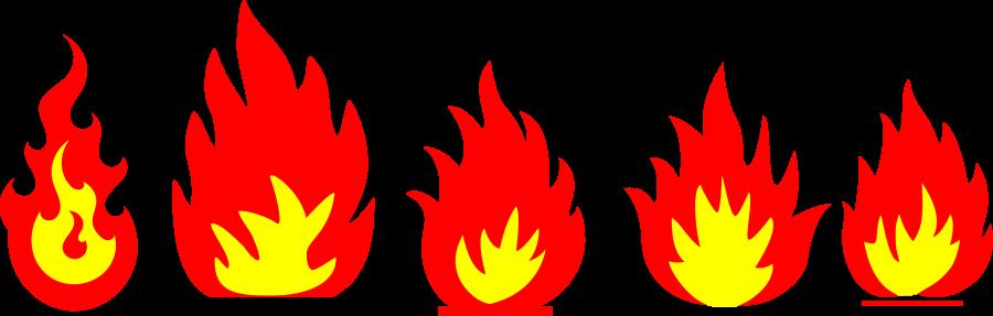 Fire clipart 3