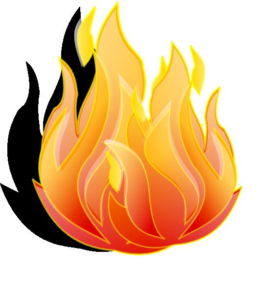 Fire clipart 6