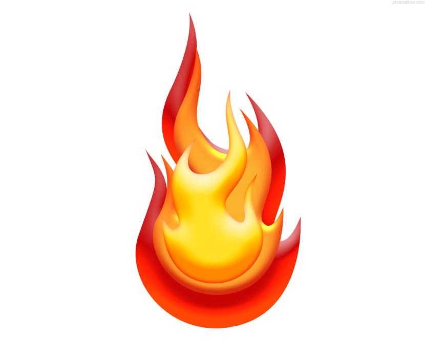 Fire flame clip art