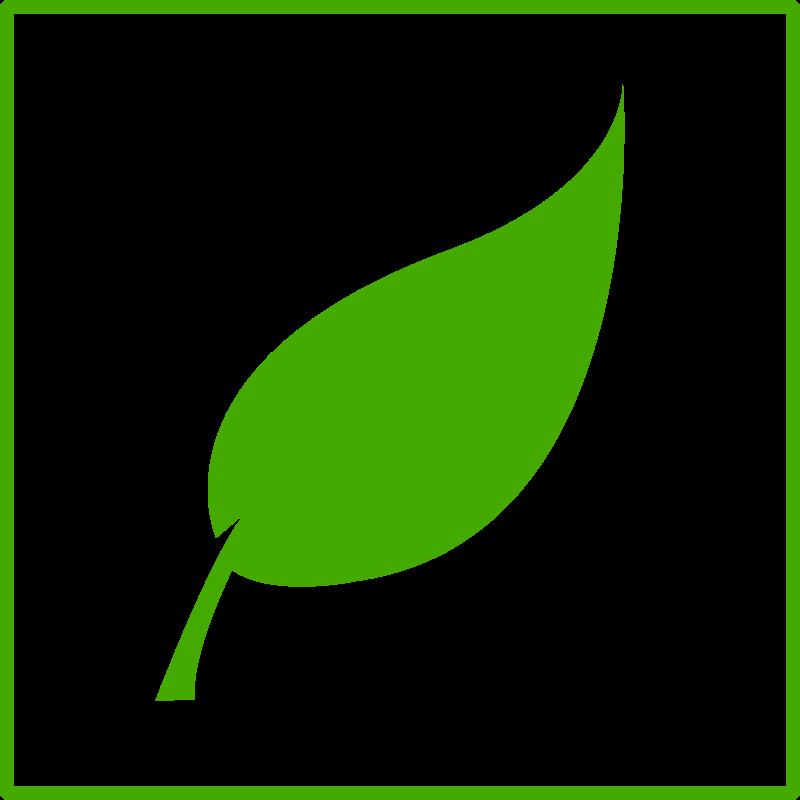 Green leaf clip art download