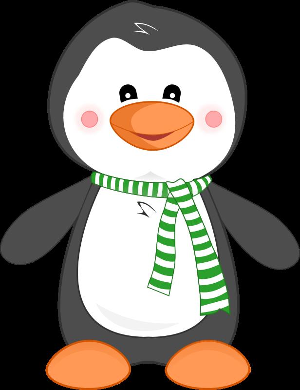 Penguin clip art 4 image #10402