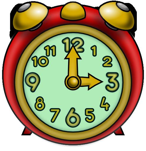 Alarm clock clip art  2