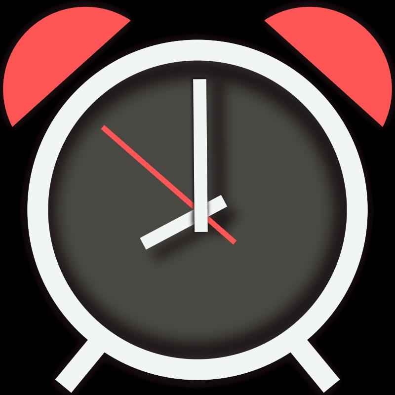 Alarm clock clip art  3