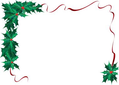 Christmas borders christmas border clip art clipart