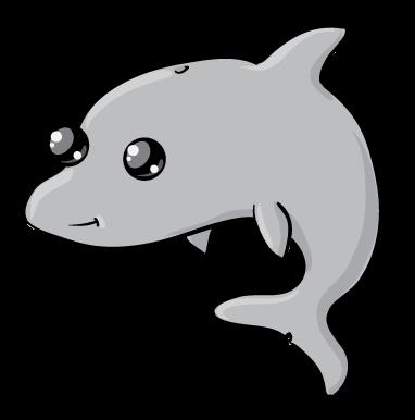 Free cute dolphin clip art clipart clipart