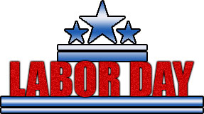Free labor day clipart graphics