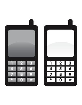 Free mobile phone clip art mobile phone web graphics at stuart