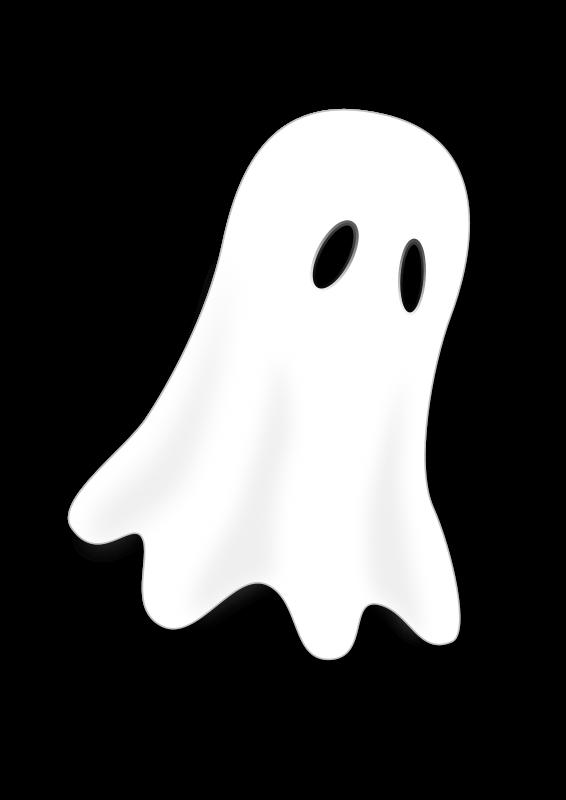 Ghost clip art  3