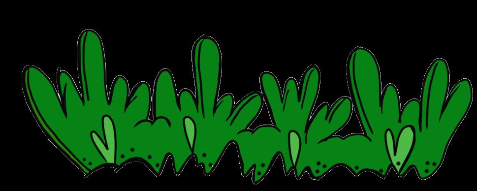 Grass clip art border clipart