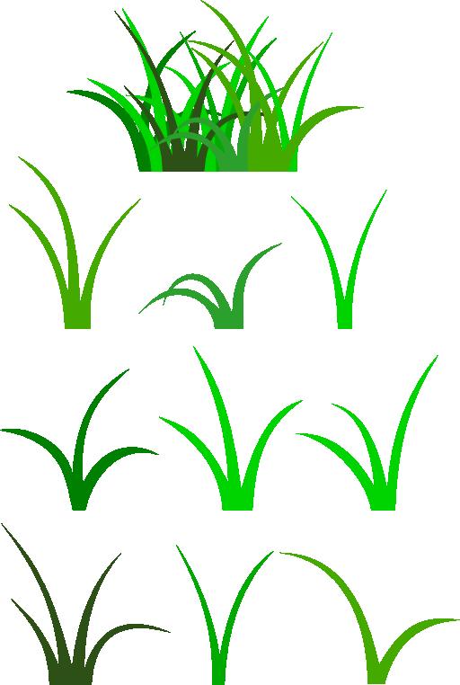 Grass clip art clipart