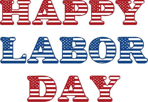Labor day clip art 4