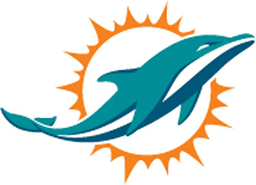 Miami dolphins logo clip art clipart