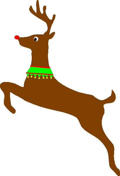 Reindeer clip art  2