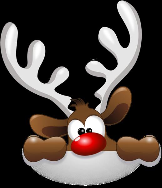 Reindeer clip art  3