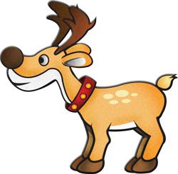 Reindeer clip art clipart