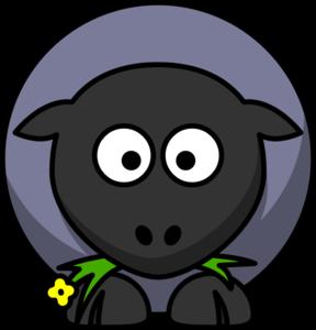 Sheep clipart 10