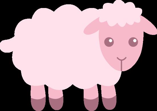 Sheep clipart 8