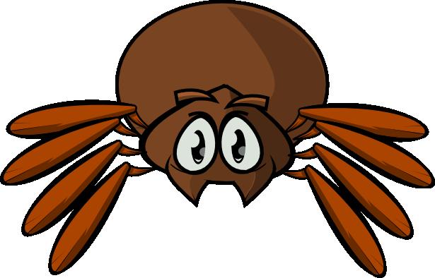 Spider clip art  3