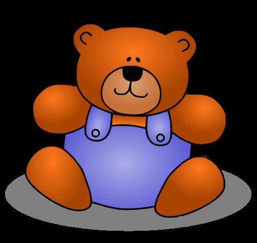 Teddy bear clip art free clipart 3