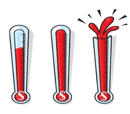 Thermometer clip art