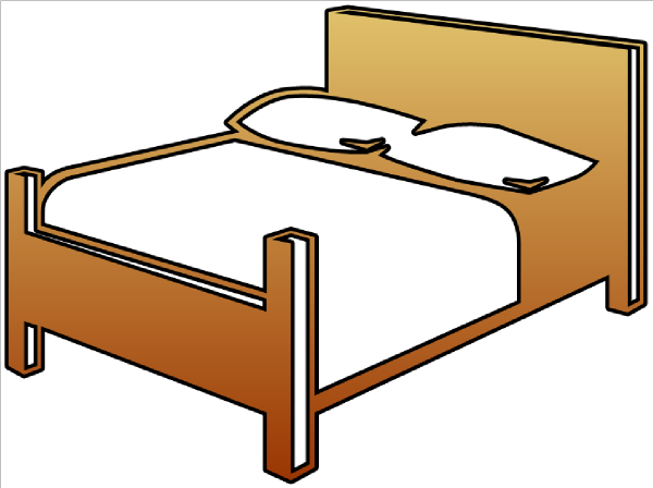 Bed clip art clipart free clipart microsoft clipart microsoft