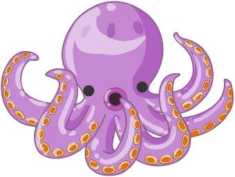 Cliparti1 octopus clip art 2