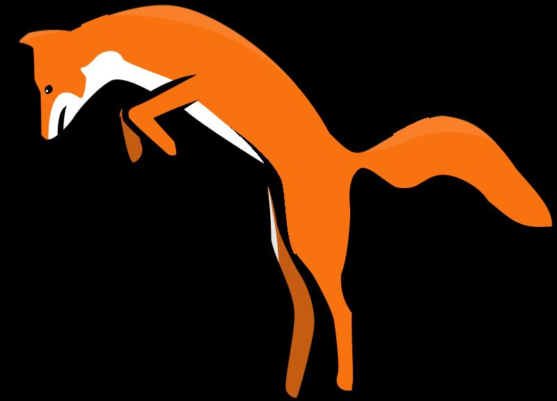 Fox clip art  2