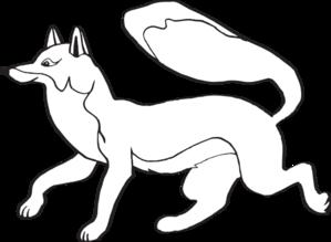 Fox clip art at vector clip art online royalty free 2