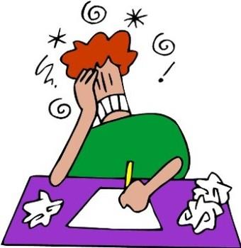 Homework clip art