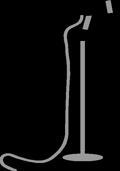Microphone clip art 6