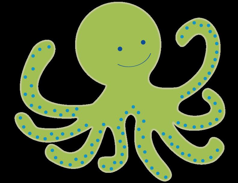 Octopus clipart 6 2