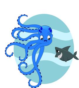 Octopus clipart clipart