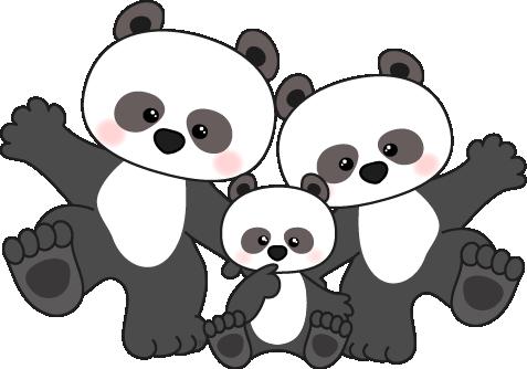 Panda clipart panda stockphoto scrapbooking scrapbook panda 2