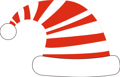 Santa hat christmas clip art christmas clip art online for free