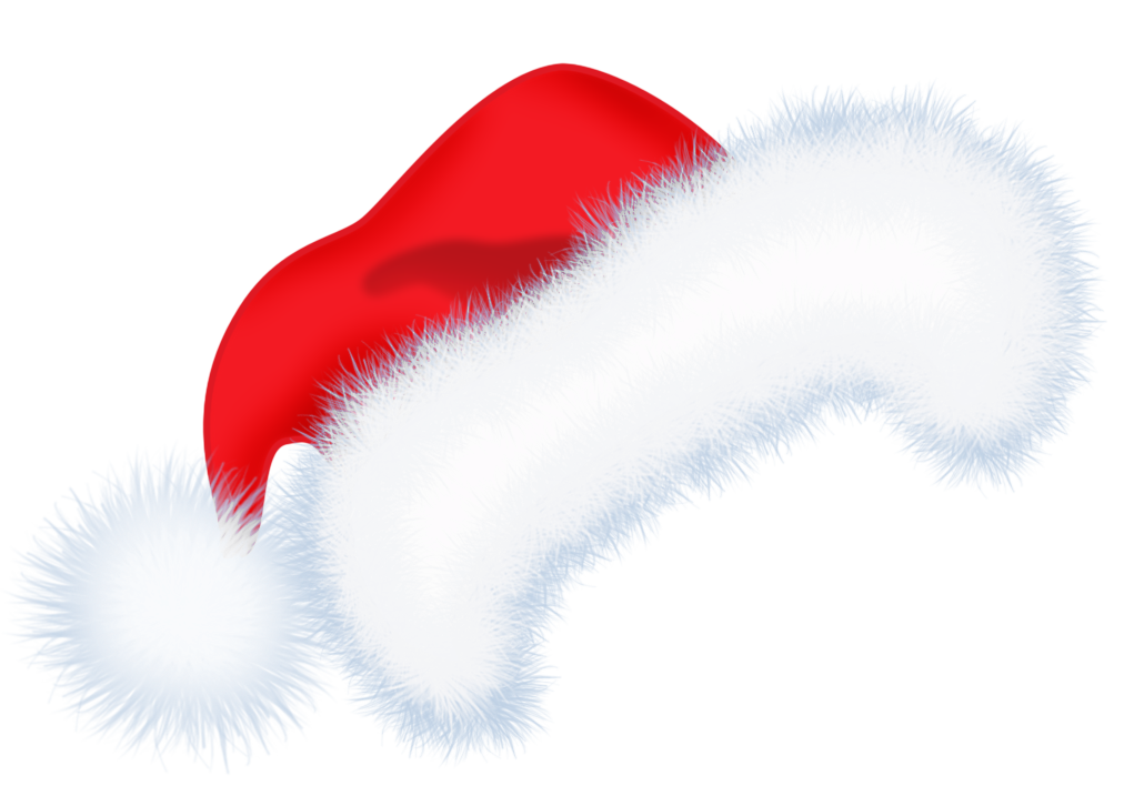 Santa hat clip art  2