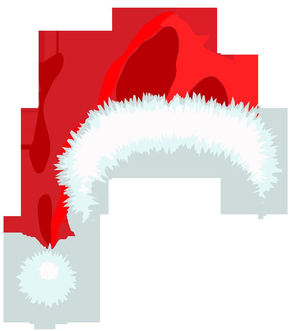 Santa hat clipart 0